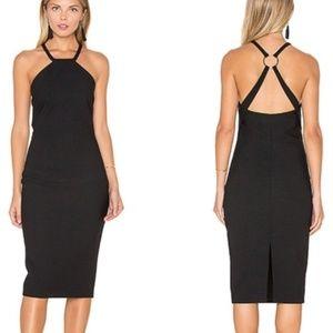 Sleek, gorgeous Cinq A Sept Angel dress (size 2)